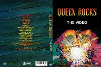 Cover Queen - Queen Rocks [DVD]